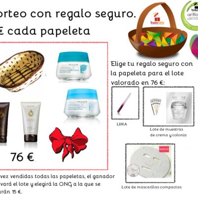Sorteo cesta Eleo y Optimals_TG